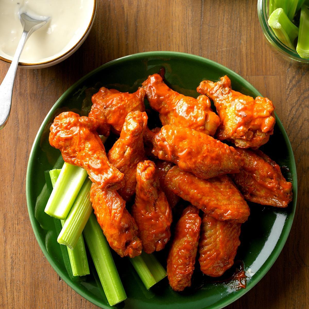 Best Ever Fried Chicken Wings Recipe