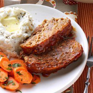 Best-Ever Meat Loaf