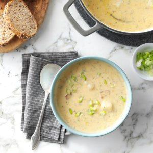 Best Ever Potato Soup