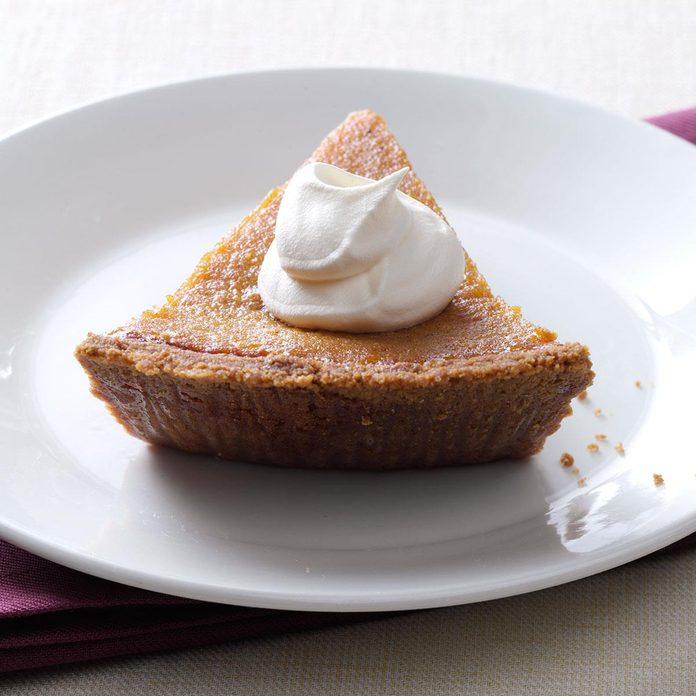 Best-Ever Sweet Potato Pie