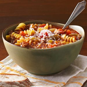 Best Lasagna Soup