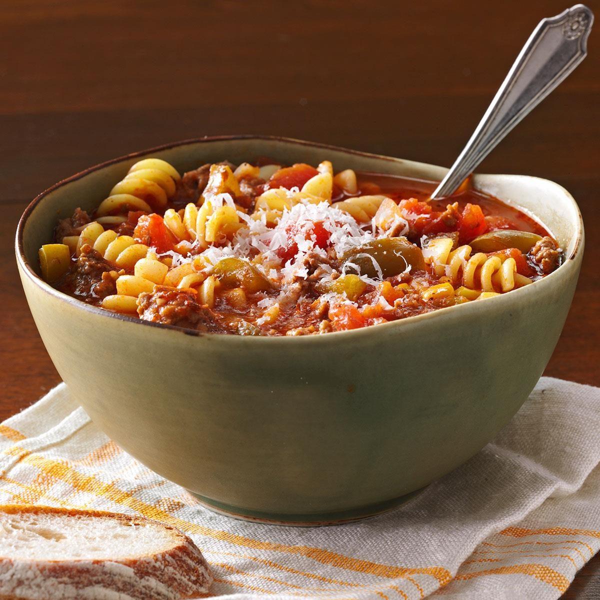 Best Lasagna Soup