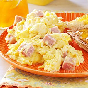 Best Scrambled Eggs