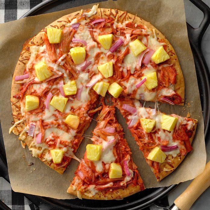 Make: Big Kahuna Pizza