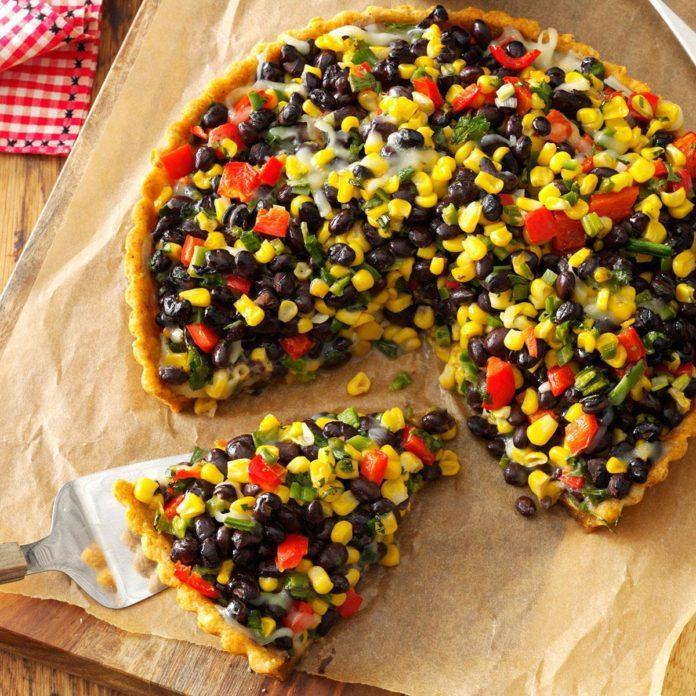 Black Bean Tart