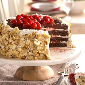 Black Forest Chocolate Torte