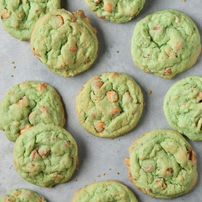 Good Luck Irish Cookies