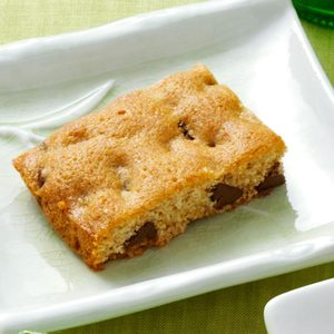 Blondies with Chips