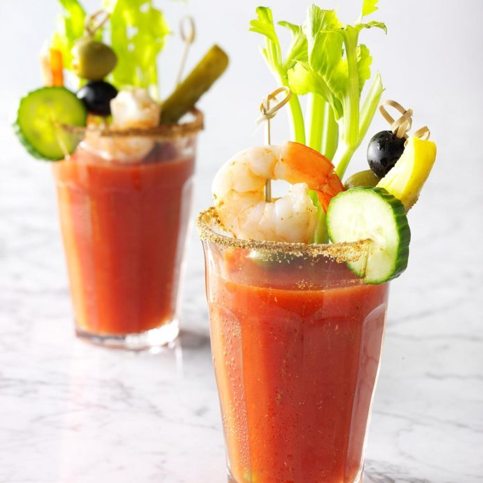 January 1: National Bloody Mary Day