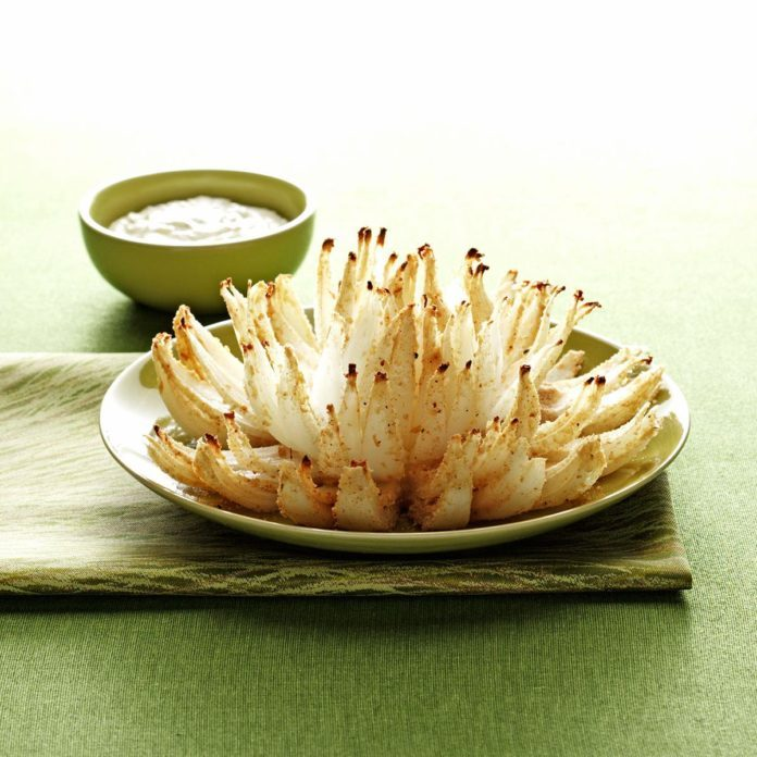 Inspired by the Bloomin' Onion