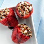 Blue Cheese-Stuffed Strawberries
