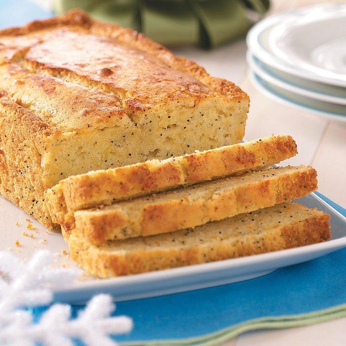 Blue Ribbon Poppy Seed Cheese Bread