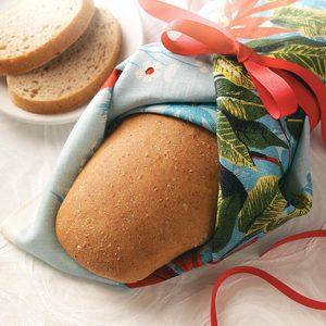Blue-Ribbon Rye Bread