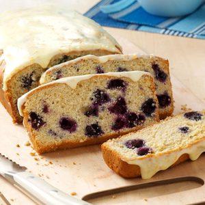 Blueberry Brunch Loaf