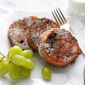 Blueberry Muffin French Toast