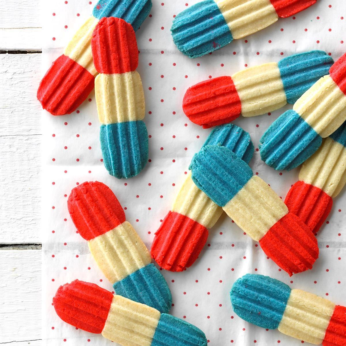 Bomb Pop Cookies
