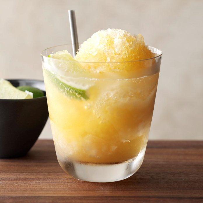 Brandy Slush Cocktails