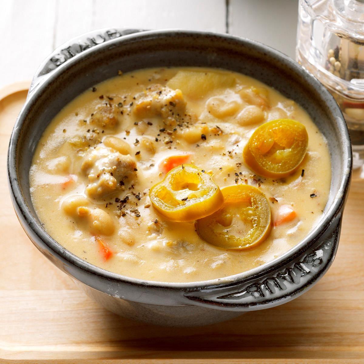 Bratwurst Soup Recipe