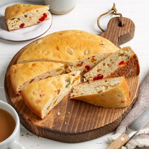 Bread Machine Candied Sweet Bread