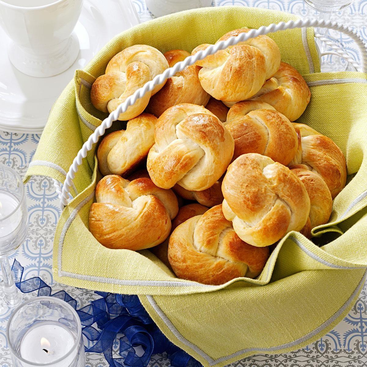 Bread Machine Dinner Rolls Recipe Taste Of Home