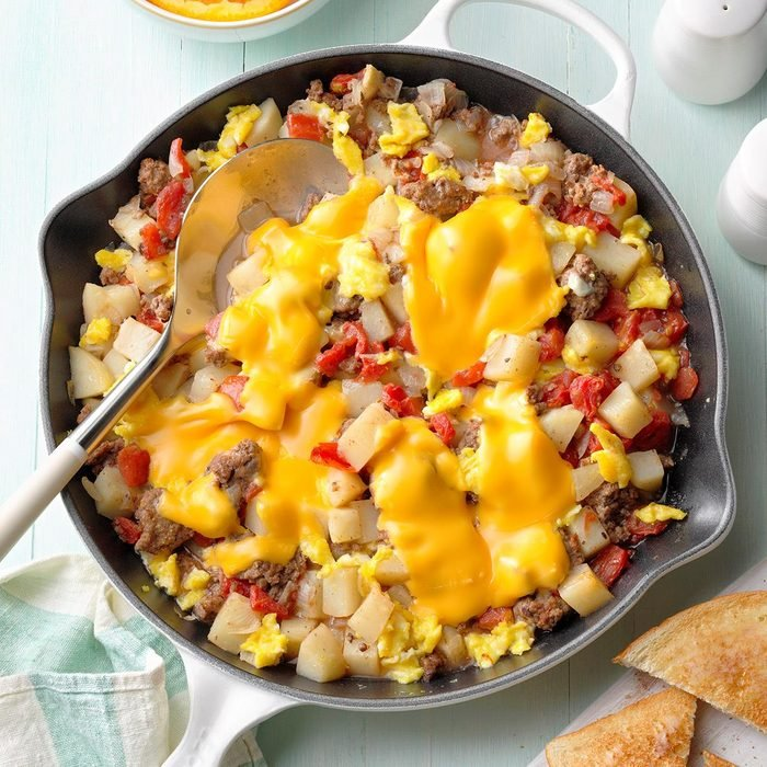 Father's Day Brunch: Breakfast Scramble