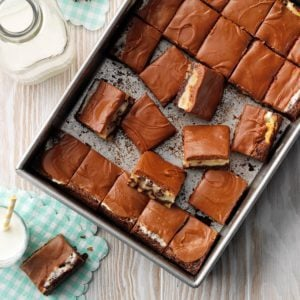 30 Potluck Brownie Recipes