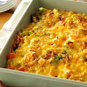 Broccoli Beef Supper
