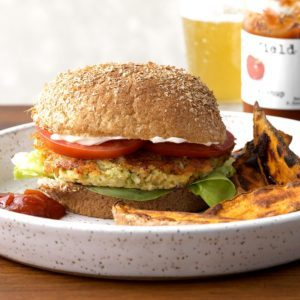 15 Veggie Burger Recipes