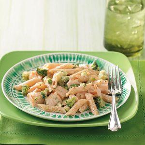 Broccoli Chicken Alfredo