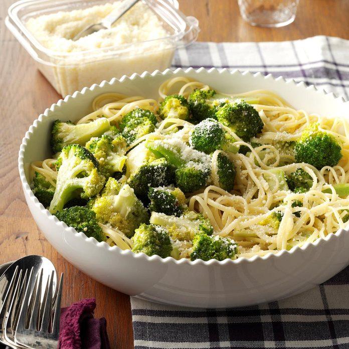 Broccoli-Pasta Side Dish