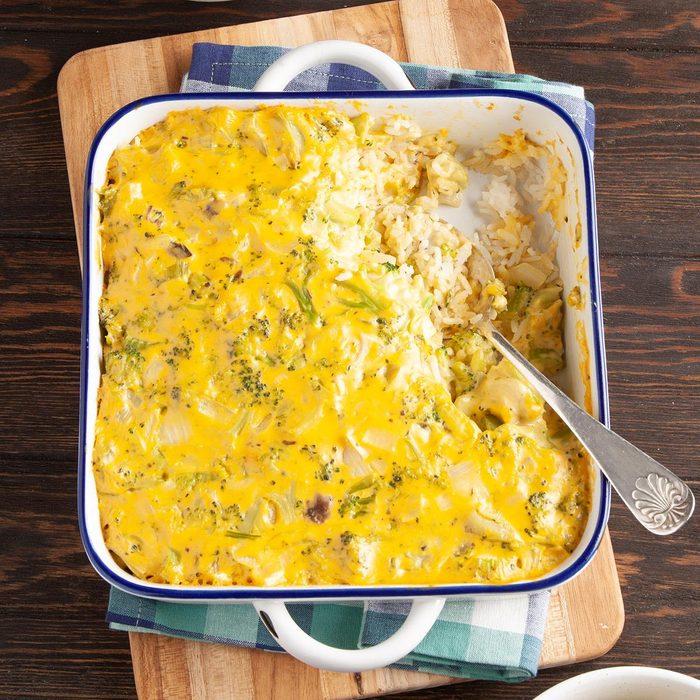 Broccoli Rice Casserole Exps Ft20 1082 F 0818 1 4