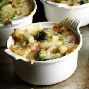 Broccoli Scalloped Potatoes