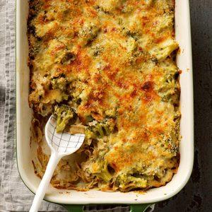 Broccoli Tuna Casserole