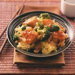 Broccoli and Chicken Stir-Fry