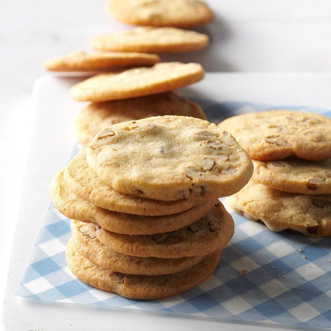 Brown Sugar Icebox Cookies