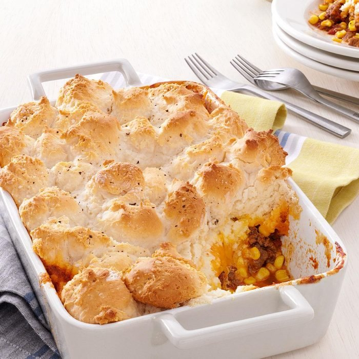 Bubbly Golden Mexican Beef Cobbler Exps156511 Th2379800a05 10 1bc Rms 8