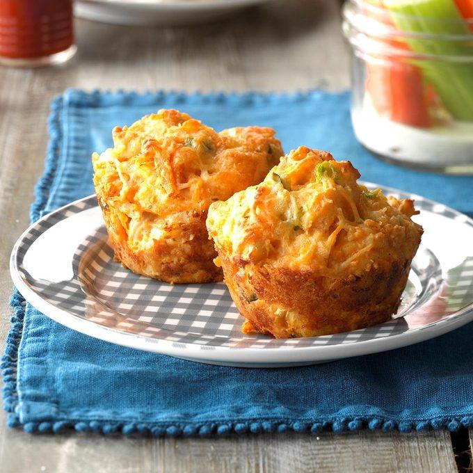 Buffalo Chicken Biscuits