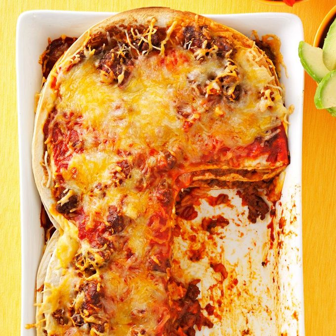 Burrito Lasagna