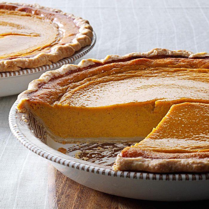 Butternut-Sweet Potato Pie