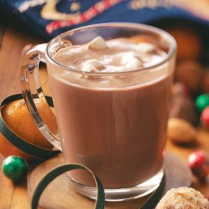 Butterscotch Hot Cocoa