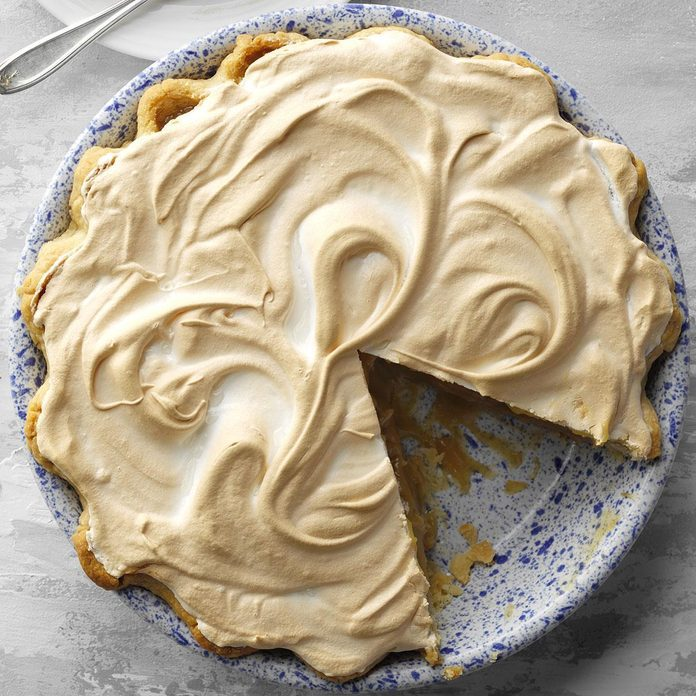 Missouri: Butterscotch Pie