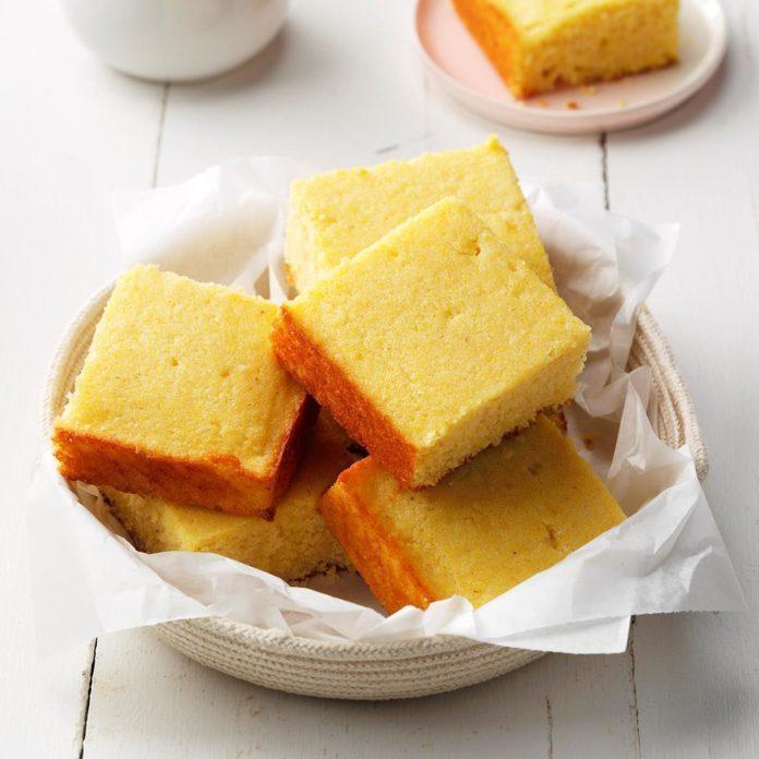 63: Buttery Corn Bread