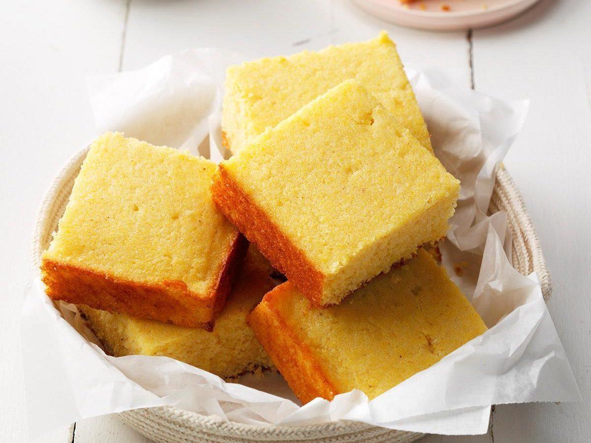 Buttery Cornbread Recipe | Taste of Home