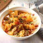 Cabbage Roll Stew