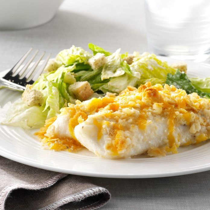 Caesar Orange Roughy