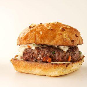 Cajun Beef Burgers