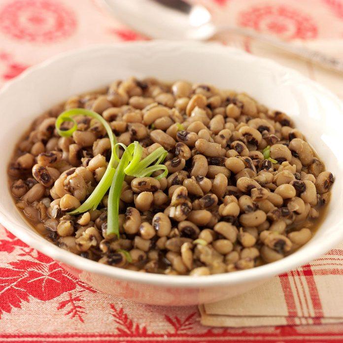 Cajun Black-Eyed Peas