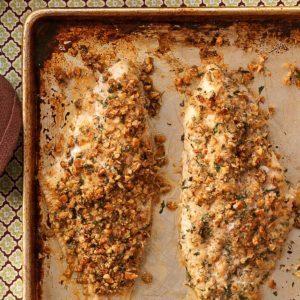 Cajun Pecan Catfish