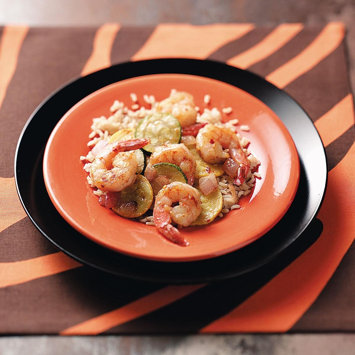Cajun Shrimp Stir-Fry