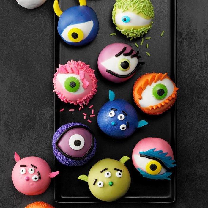 Cake Eyeballs